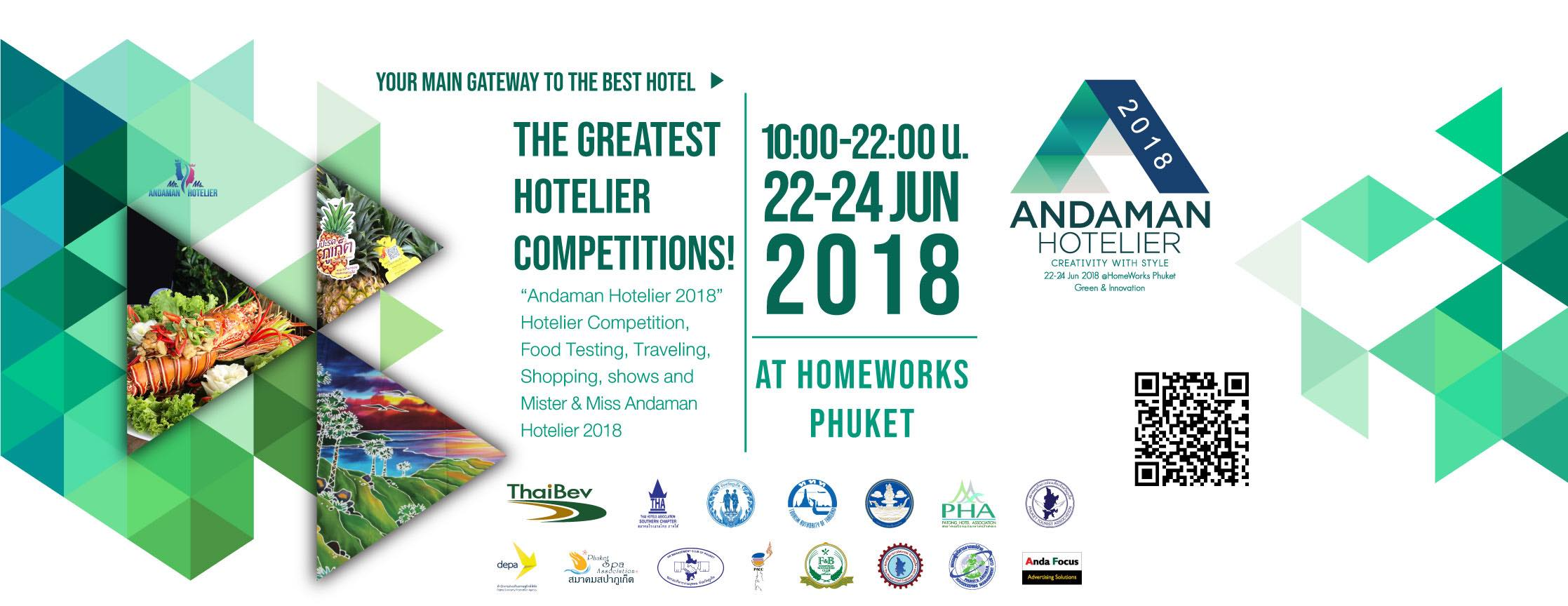 Andaman Hotelier 2018