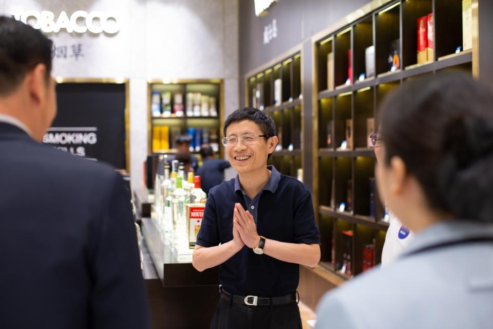 Moutai Export Director visit Thailand market
